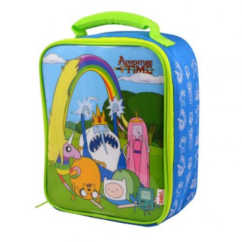 Adventure Time School Picnics Lunch Bag