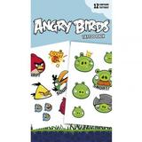 Angry Birds Temporary Tattoo Pack Stocking Filler