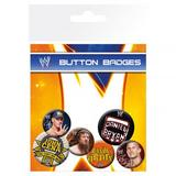 WWE Button Badge Collectors Set