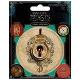 Fantastic Beasts Pack Of Self Adhesive Vinyl Stickers