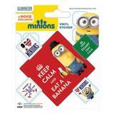 Minions Sticker Pack Set