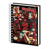 Deadpool A5 Notebook Stationary Pad