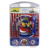 Minions Bumper 5 Piece Stationary Gift Set
