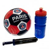 Paris Saint Germain Fc PSG Football Set Ball Pump & Bottle