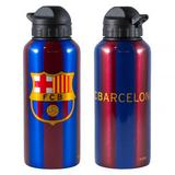 Fc Barcelona Aluminium Drinks Sports Water Bottle