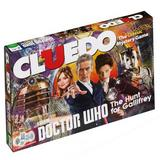 Doctor Who Edition Trivial Cluedo Family Board Game