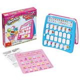 Shopkins Edition Trivial Guess Who Family Board Game