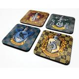 Harry Potter 4 Pack of Coasters - Gift Set