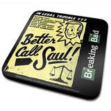 Breaking Bad Single Drinks Coaster Gift Saul