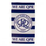 Queens Park Rangers Fc QPR Towel