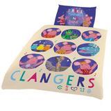 Clangers Junior Duvet Quilt Cover Set