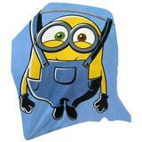 Minions Soft Fleece Blanket Throw Washing Line