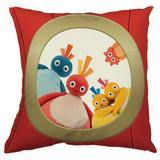 Twirly Woos Cushion Pillow