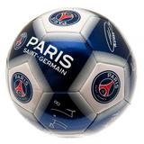Paris Saint Germain Fc Football  Size 5 Ball With Printed Signatures Signed