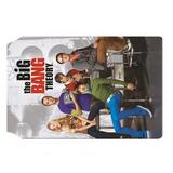 The Big Bang Theory PVC Travel Card Wallet Debit Oyster Holder