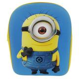 Despicable Me Childs Backpack Rucksack 3D Minions Back To School Gift