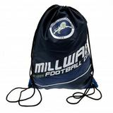 Millwall Fc Drawstring Gym Bag Sports Swimming School