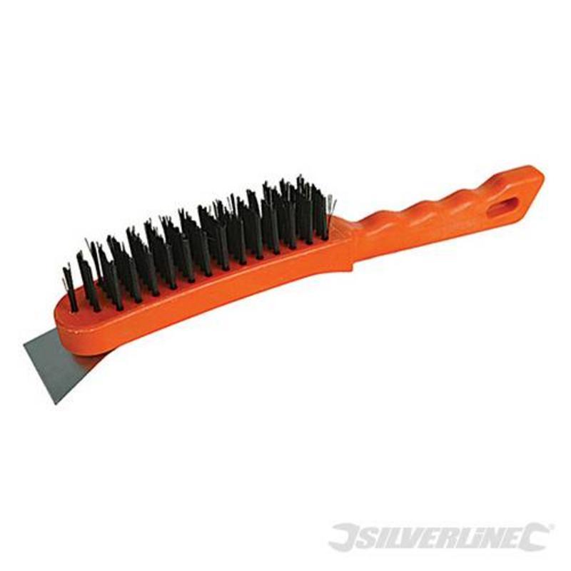 Silverline Steel Wire Brush