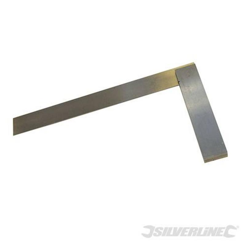 Silverline Engineers Square 200Mm