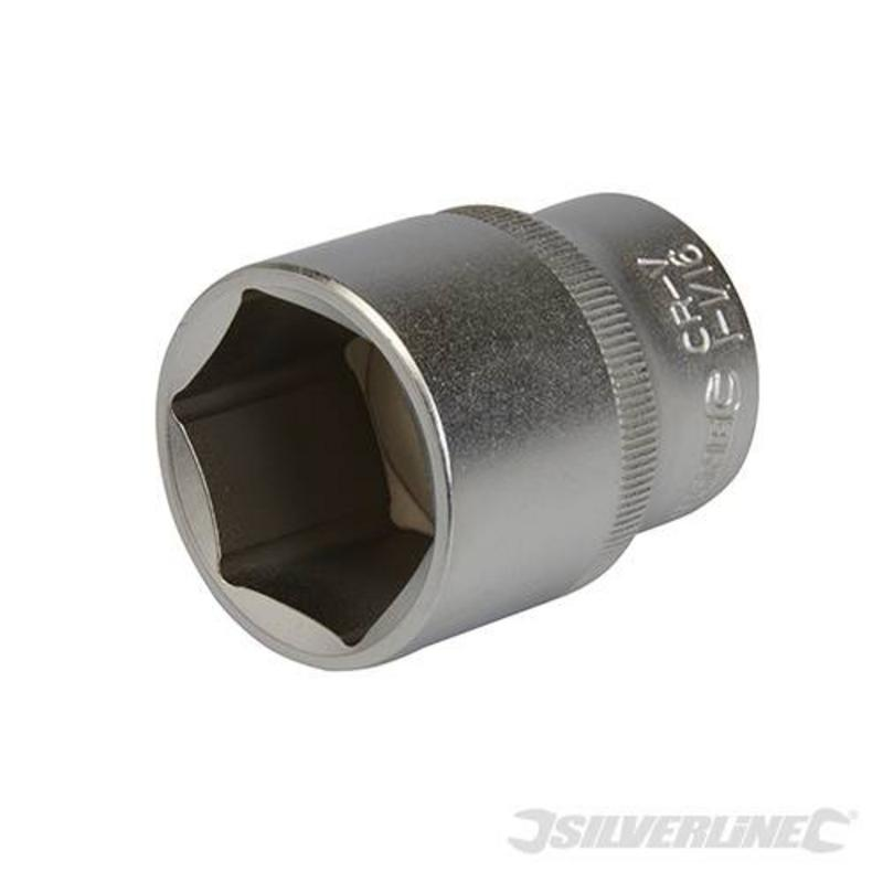 """Silverline 1/2"""" Drive Imperial Socket 1-1/16"""""""