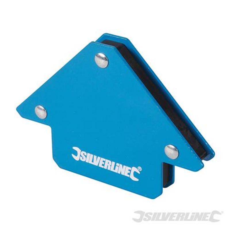 Silverline Welding Magnet 75Mm