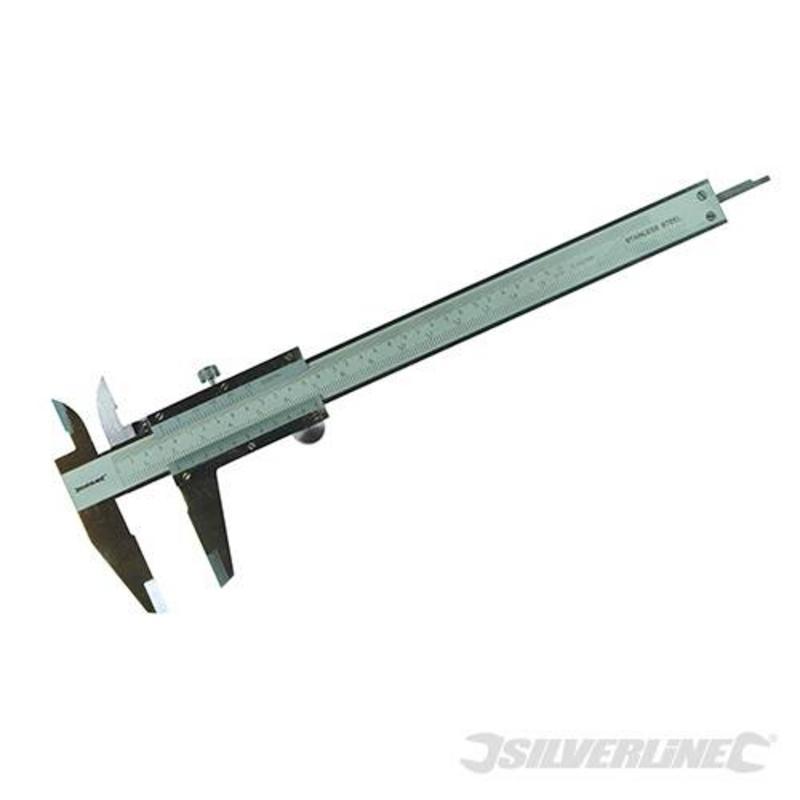 Silverline Vernier Caliper 150Mm