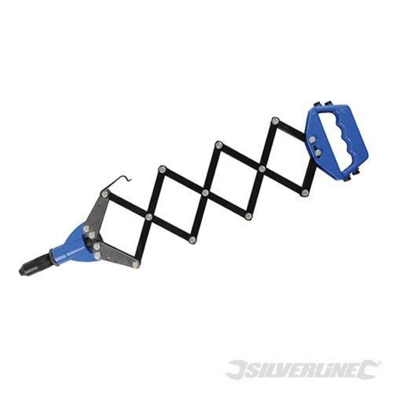 Silverline Lazy Tong Riveter 3.2-6.4Mm
