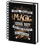 Harry Potter A5 Notebook Magic