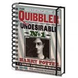 Harry Potter A5 Notebook Quibbler