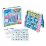Peppa Pig Edition Guess Who Family Board Game