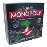 Ghostbusters Edition Monopoly Family Board Game