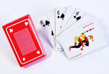 Invisible Cards Magic Trick Magicians Joke Pack Of Cards Stocking Filler Gift