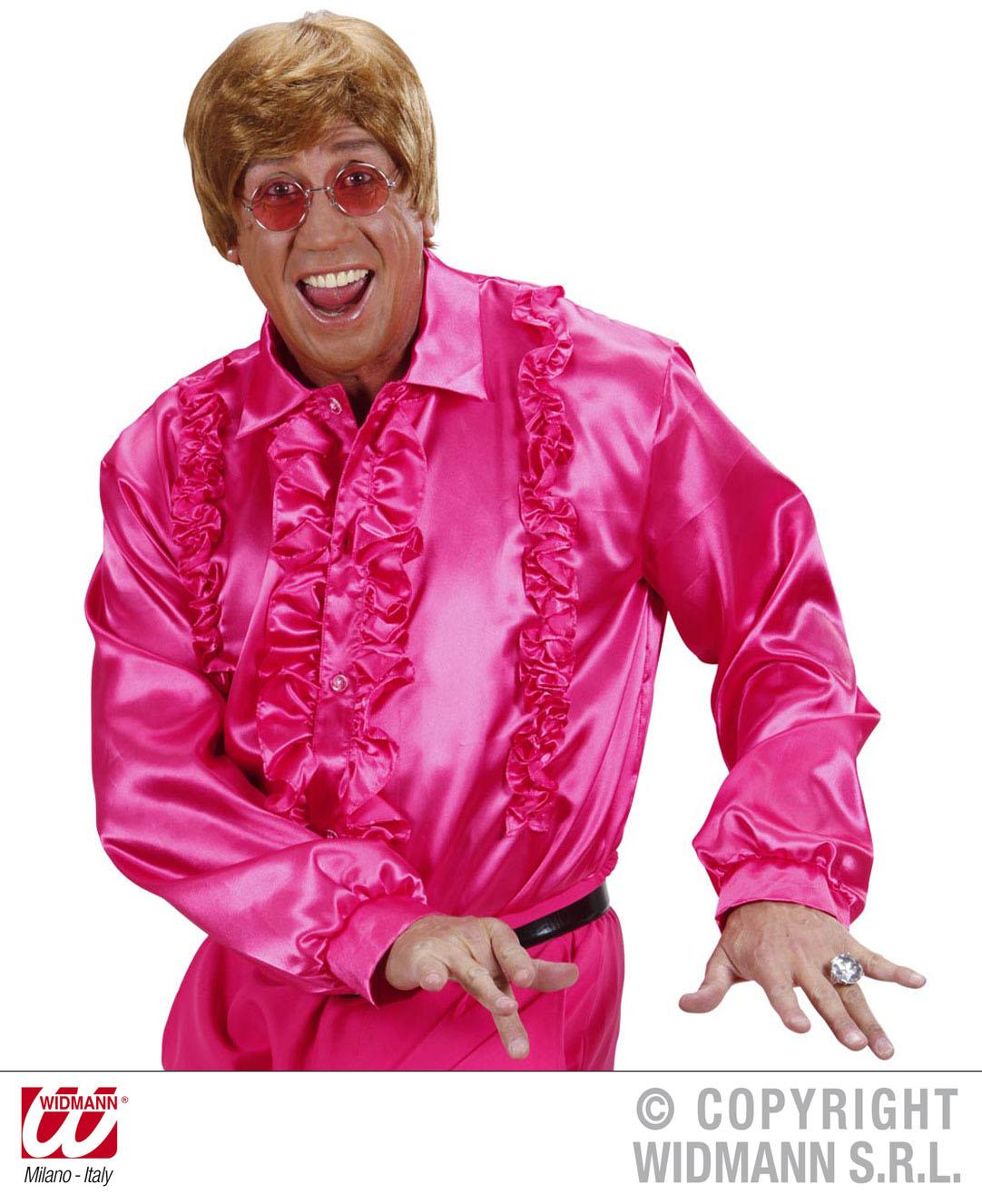 Blonde Elton John Wig 70S Pop