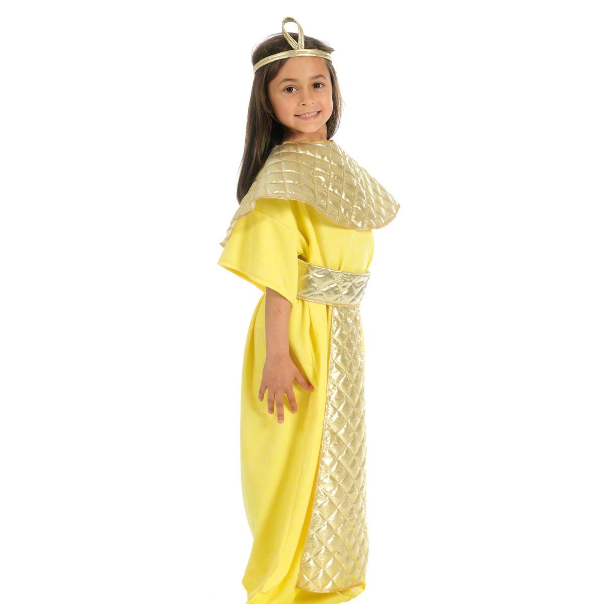 kinder kleopatra kost m clio gyptisches outfit verkleiden. Black Bedroom Furniture Sets. Home Design Ideas