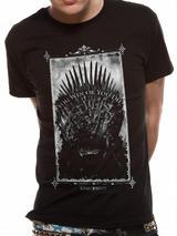Game Of Thrones Win Or Die Mens T-Shirt Licensed Top Black M