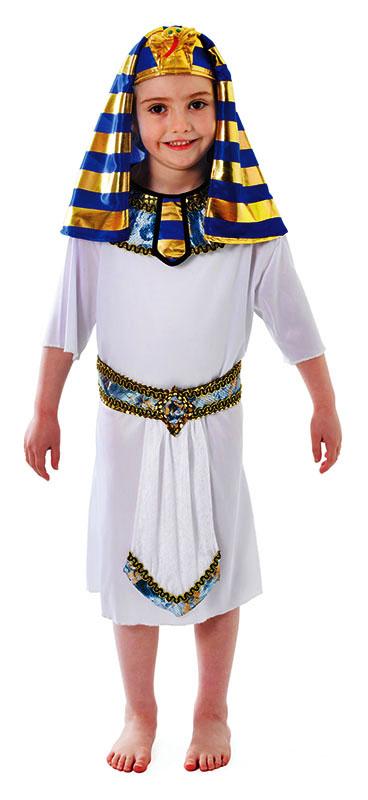kinder wei tunika verkleidung kost m gypten griechisch r misch 4 9 jahre ebay. Black Bedroom Furniture Sets. Home Design Ideas