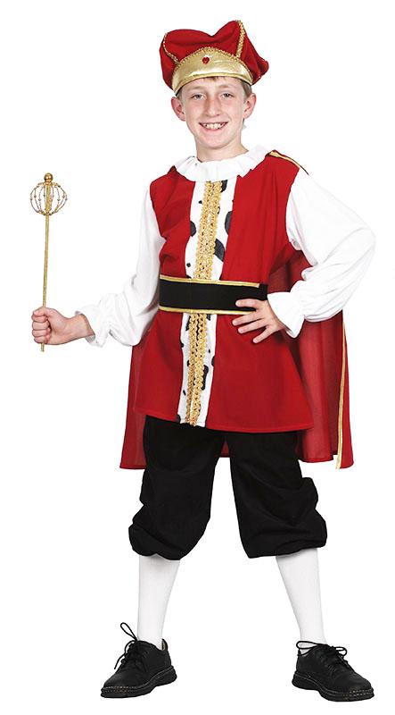 kinder mittelalter k nig kost m henry viii tudor uniform 7 10 jahre ebay. Black Bedroom Furniture Sets. Home Design Ideas