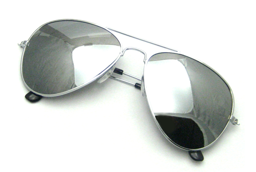 aviator sunglasses reflective  Aviator Sunglasses Fashion 80s Retro Style Designer Shades UV400 ...
