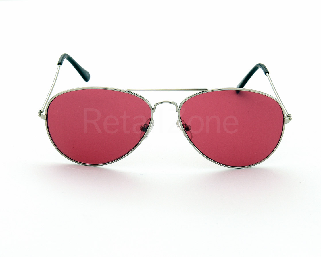 Aviator Sunglasses Fashion 80s Retro Style Designer Shades UV400 Lens Unisex