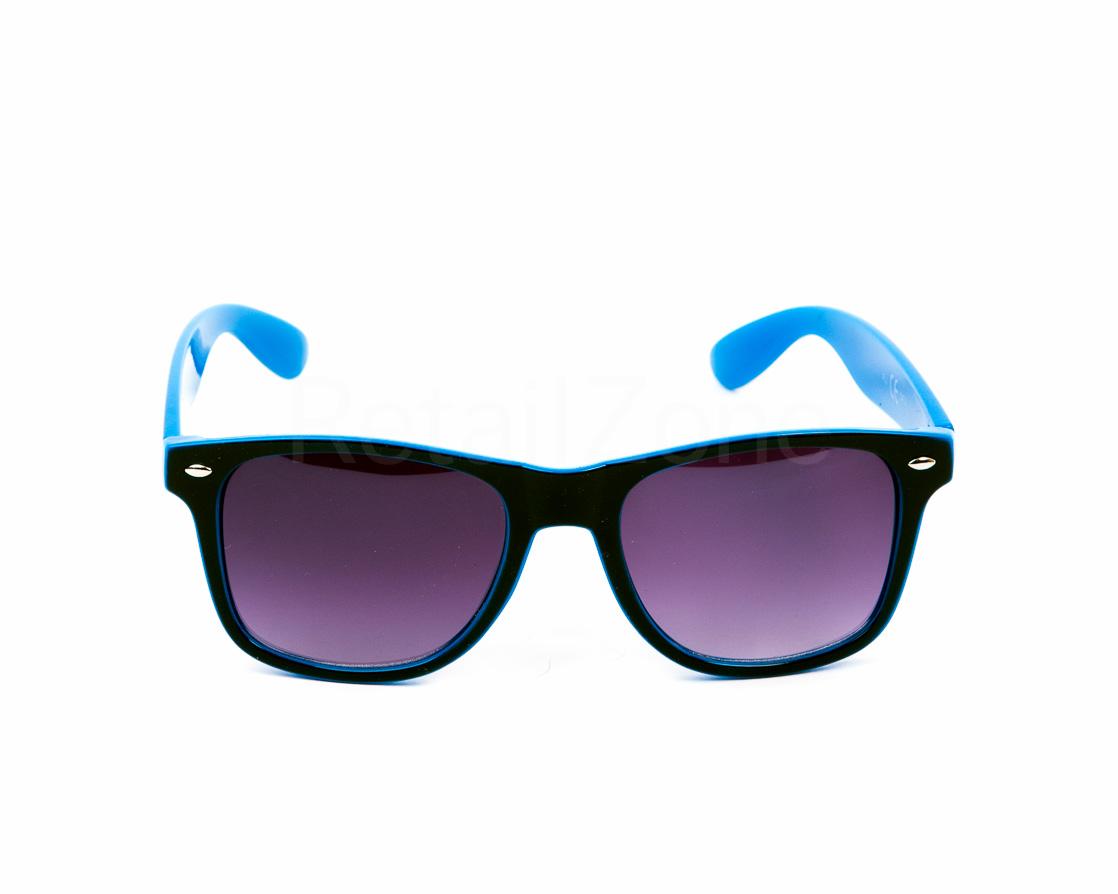 Designer Style Two Tone Wayfarer Sunglasses Festival
