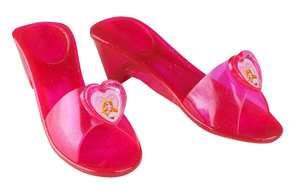 Plastic Princess Dress Up Shoes