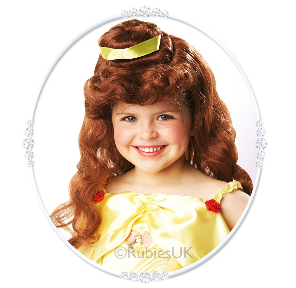 Nespresso Tassen Te Koop : Childrens belle wig disney beauty the beast princess