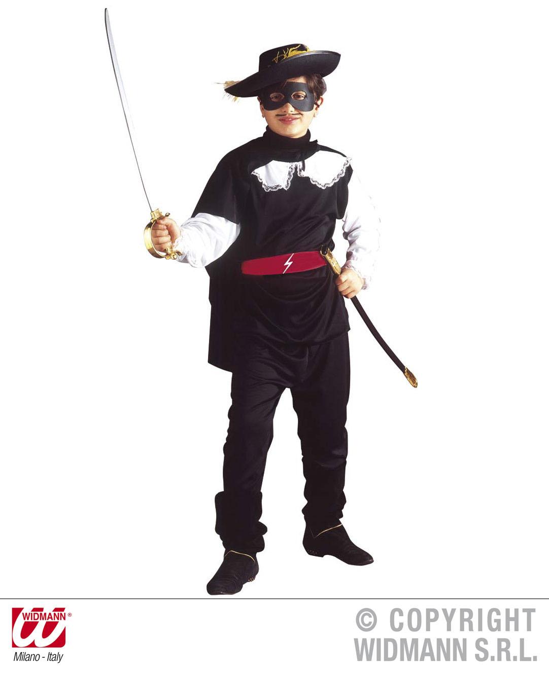 Kinder Bandit Kind Kleidung Kostüm Zorro Musketier Outfit