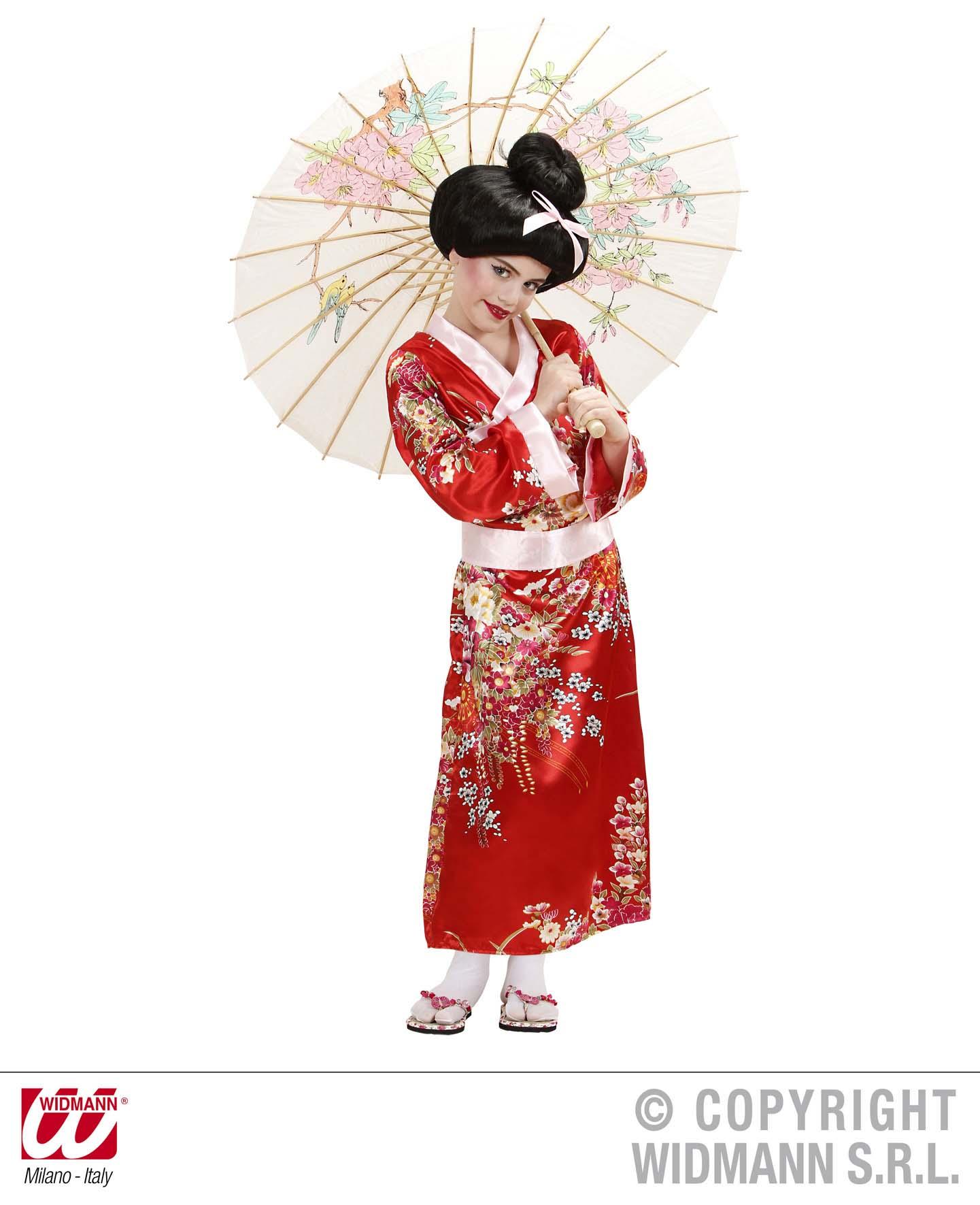kinder chinese m dchen kleidung kost m orientalisch geisha m dchen outfit 140cm ebay. Black Bedroom Furniture Sets. Home Design Ideas