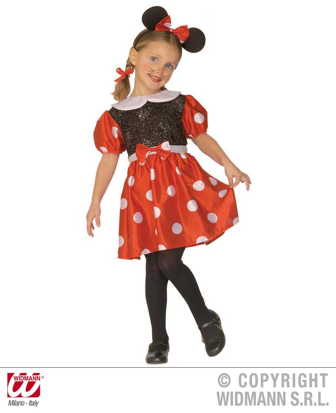 kinder minnie maus schick kleidung kost m outfit 3 4 jahre. Black Bedroom Furniture Sets. Home Design Ideas