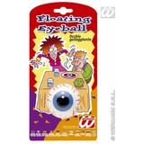 Floating Eye Practical Joke Prank Halloween Fancy Dress Prop