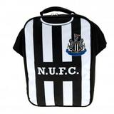 Newcastle United Fc Kit Lunch Bag Black & White Shirt Top Football Packed New