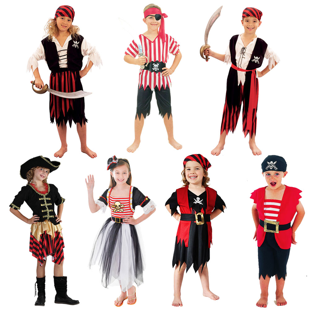 Kids Pirates Costumes. We love Children's Book Week – where Victorians, Pirates and all of our Historical Kids Outfits become very popular! Animal Suits are also a popular choice for Book Week to create characters such as Fantastic Mr Fox and a Very Hungry Caterpillar.