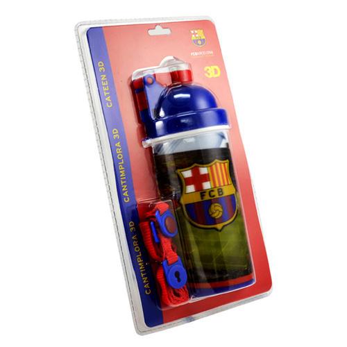 French Cockerel Hat France Rugby Fancy Dress Sports: Barcelona Fc Cateen 3D Water Bottle Blue White Top