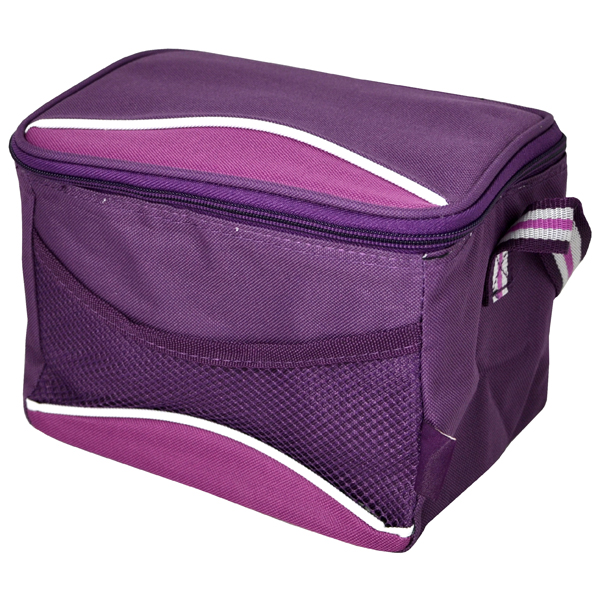 polar gear 5l personal cooler cool lunch bag purple